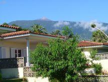 La Orotava - Vakantiehuis Flores de Erika- Magnolia