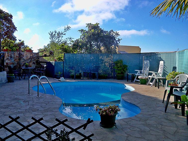Ferie hjem Casa Petra med wlan og terrasse