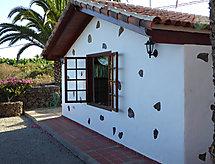 Icod de los Vinos - Casa Landhaus Icod in Bananenplantage