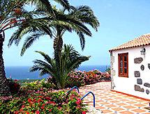 Icod de los Vinos - Holiday House Landhaus Platano mit Pool