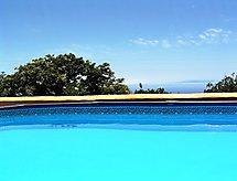 Landhaus La Lima con tv y piscina