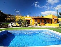Villa Lemon con piscina y para barbacoa