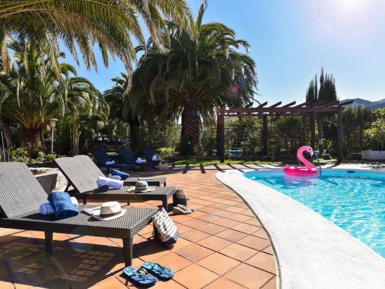 Finca Madroñal with Pool 6p