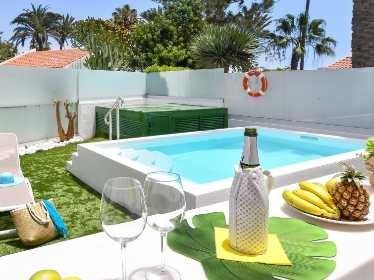 Top Bungalow with Private Pool in Playa del Ingles MC