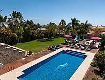 Maspalomas - Holiday House Superb Villa in Sonnenland for 12