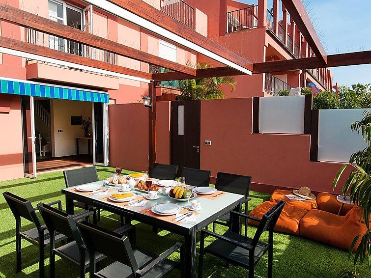 Casa de vacaciones DeLuxe Bungalow in Pasito Blanco BM
