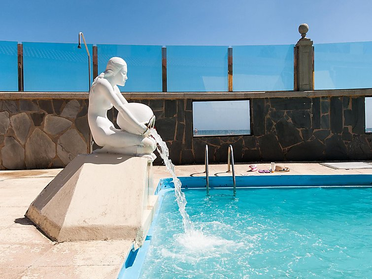 Lägenhet Beachfront Apartment Aquarius01