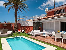 Maspalomas - Holiday House Deluxe Villa at the Beach Front