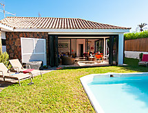 Maspalomas - Holiday House Villa Maspalomas Golf VIS-6