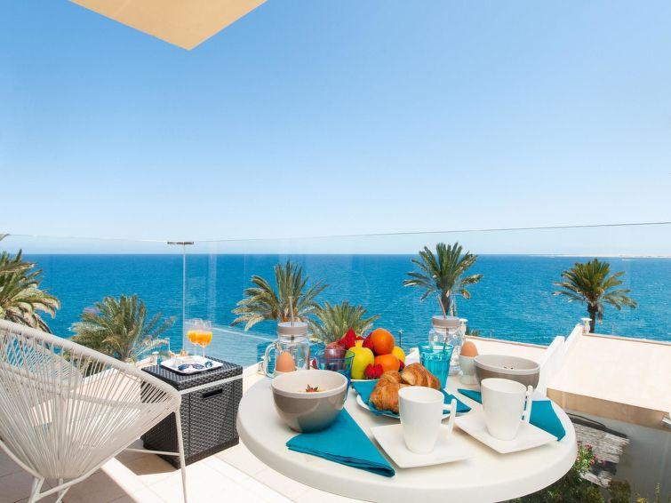 Ferienwohnung Seaviews Apartment Las Flores