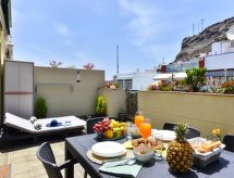 Mogan - Appartement Penthouse in Mogan with Terrace IV