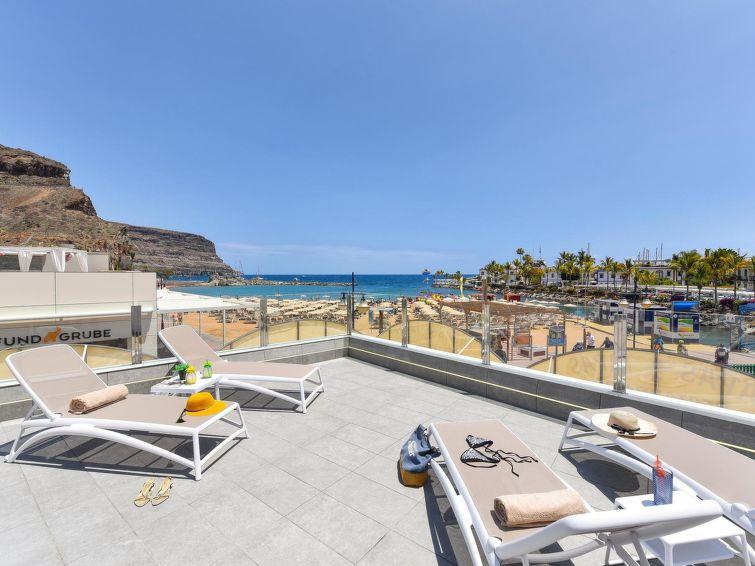 Ferienwohnung Mogan Beachfront V y L