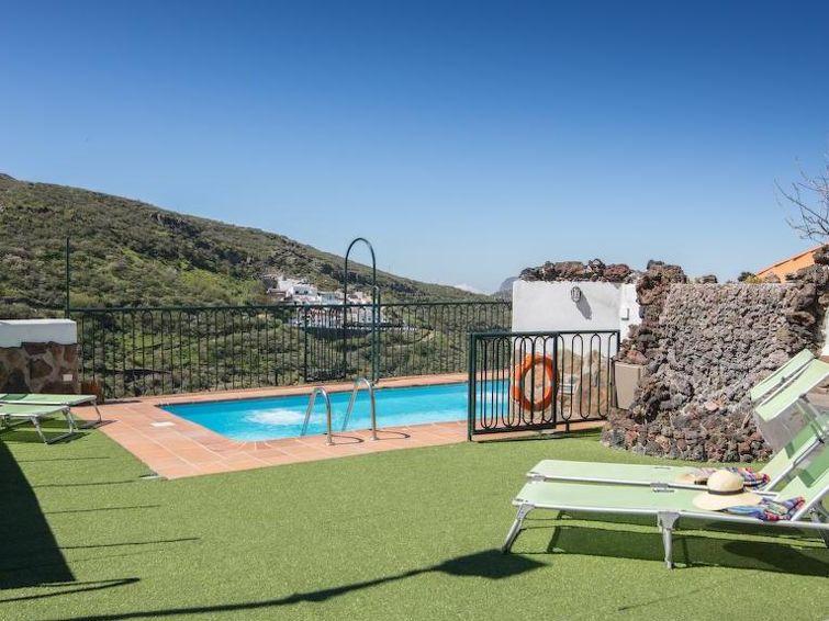 Ferie hjem Cueva Rural Las Margaritas med terrasse og tv