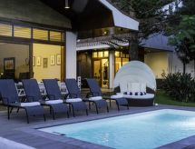Valsequillo - Vakantiehuis Excelsior Villa with Private Pool