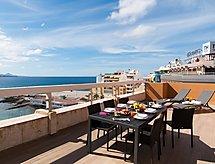 Las Palmas - Appartement Beachfront Las Canteras Apart.Naut
