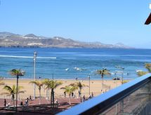 Las Palmas - Holiday House Seafront Apartment