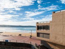 Beachfront Apt. Churruca Canteras con divieto di fumo und per il surf