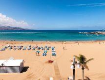 Las Palmas - Ferienwohnung City Studio Canteras Beach LM307