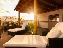 Las Palmas - Appartement Ferreras Penthouse F23