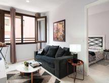 Las Palmas - Apartamento All-in-one Apartment Central