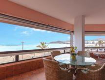 Las Palmas - Appartement SEAFRONT LAS CANTERAS 24