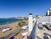 Apartment over the sea Las Canteras
