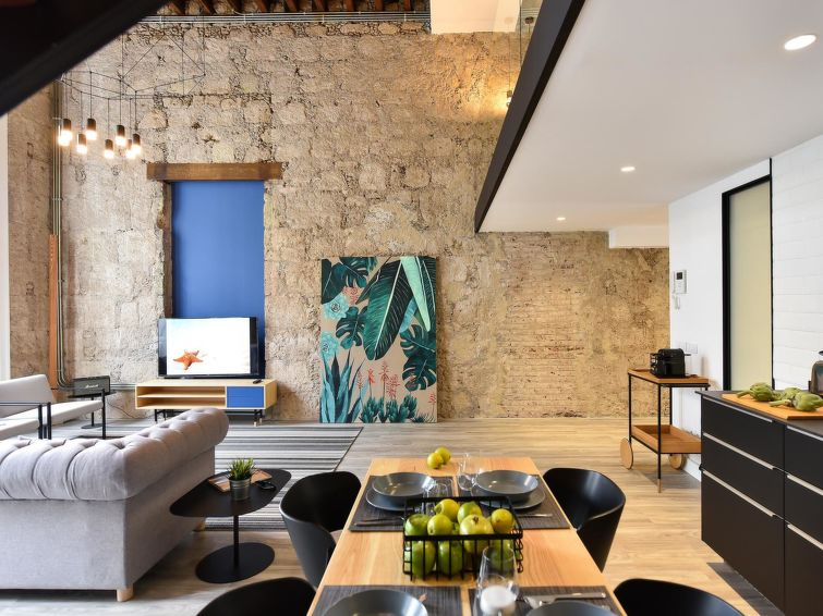 Апартаменты Luxury Apartment Mar OFF TRIANA