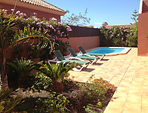 Villa Paraiso mit Mikrowelle und zum Reiten