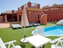 Corralejo - Vakantiehuis Villa Angeles