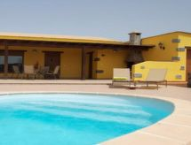 Lajares - Vakantiehuis Villa Los Morritos