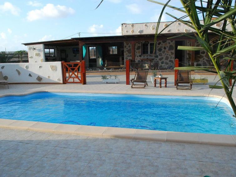Ferie hjem Villa Indira med tv og til bbq