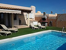Villa Suite Golf Caleta 3 Park yeri ile ve Tv ile