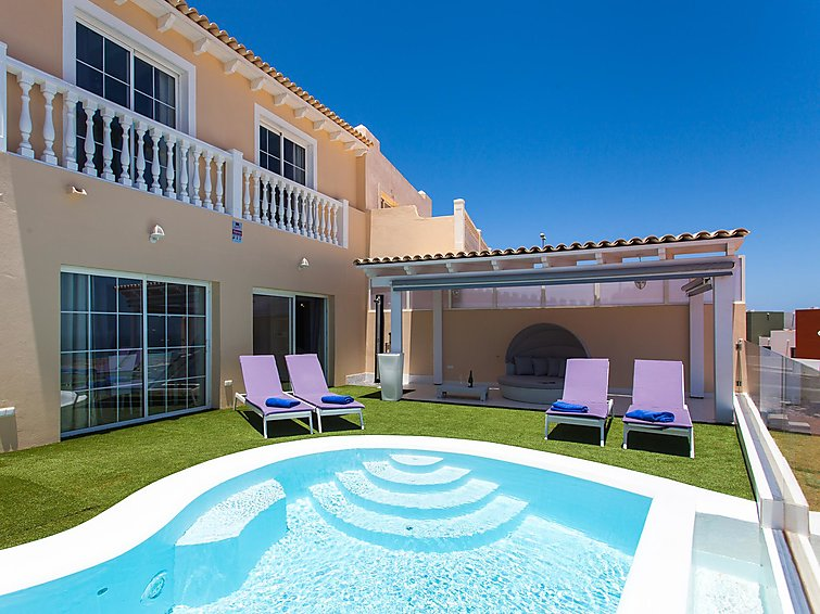 Domek letniskowy Villa Suite Golf Caleta