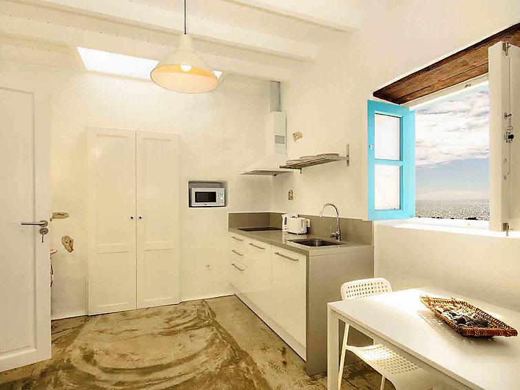 Apartament La Casa de las Salinas, 2 pax