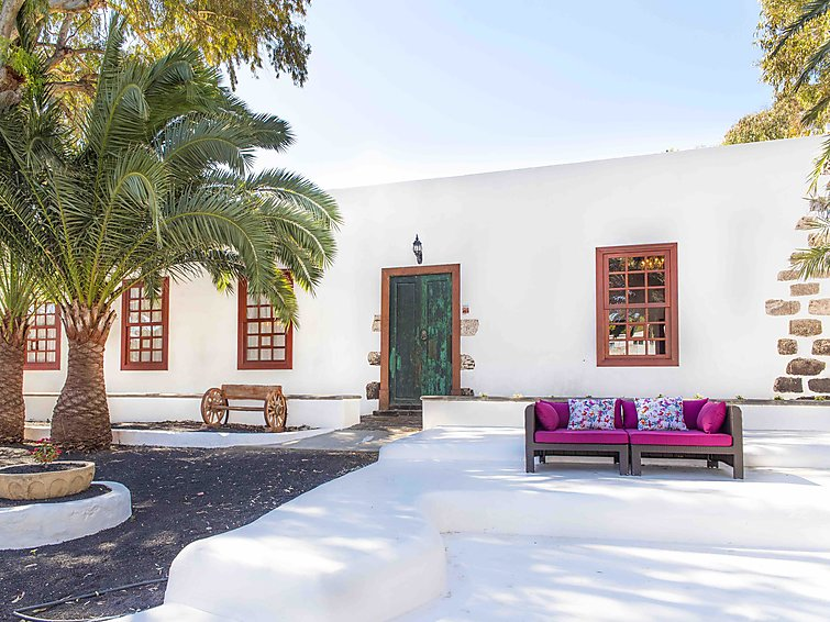Domek letniskowy Villa delMas z podgrzewanym basenem i kominkiem