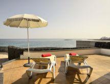 Costa Teguise - Apartamenty Casa Oceano, Sea View Lanzarote