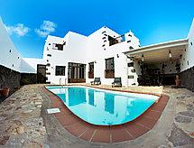 Tinajo - Dom wakacyjny Villa Mareta