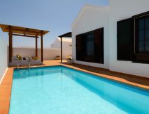 Tías - Holiday House Villas Superior Chillout