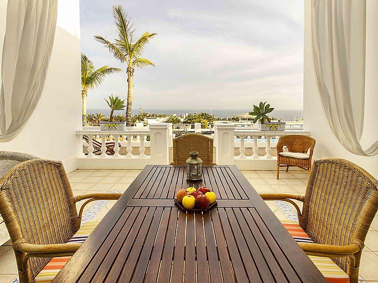Casa de vacaciones Villa del Puerto, Pool Sun