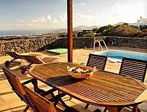 Asomada - Ferienhaus Casa Las Vistas, Pool Sea Views