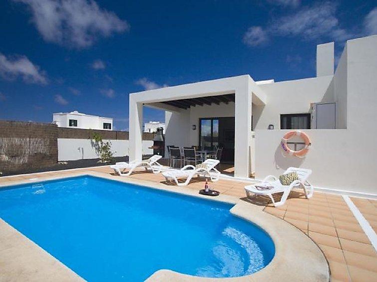 Domek letniskowy 3 Bedroom Villa B, private Pool.