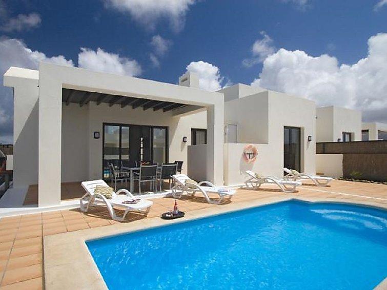 Rekreační dům 3 Bedroom Villa B, private Pool.