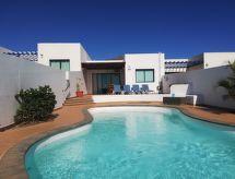 Playa Blanca - Vakantiehuis Villa Mirador