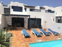 Playa Blanca - Dom wakacyjny Villa Ensueño