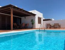 Playa Blanca - Vakantiehuis Villa Princesa