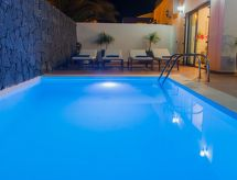 Playa Blanca - Vakantiehuis Alexia