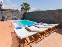 Playa Blanca - Maison de vacances Alexia