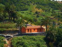 Casa Rural Las Avestruces com proibição de fumar e forno
