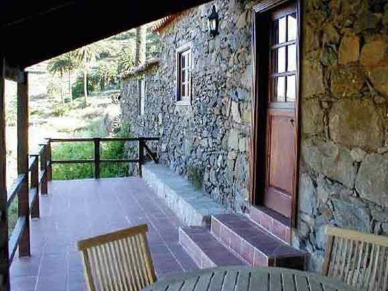 Semesterhus Casa Rural Los Manantiales I