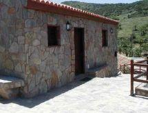 Casa Rural Los Manantiales I Park yeri ile ve Çamaşır makinesi ile